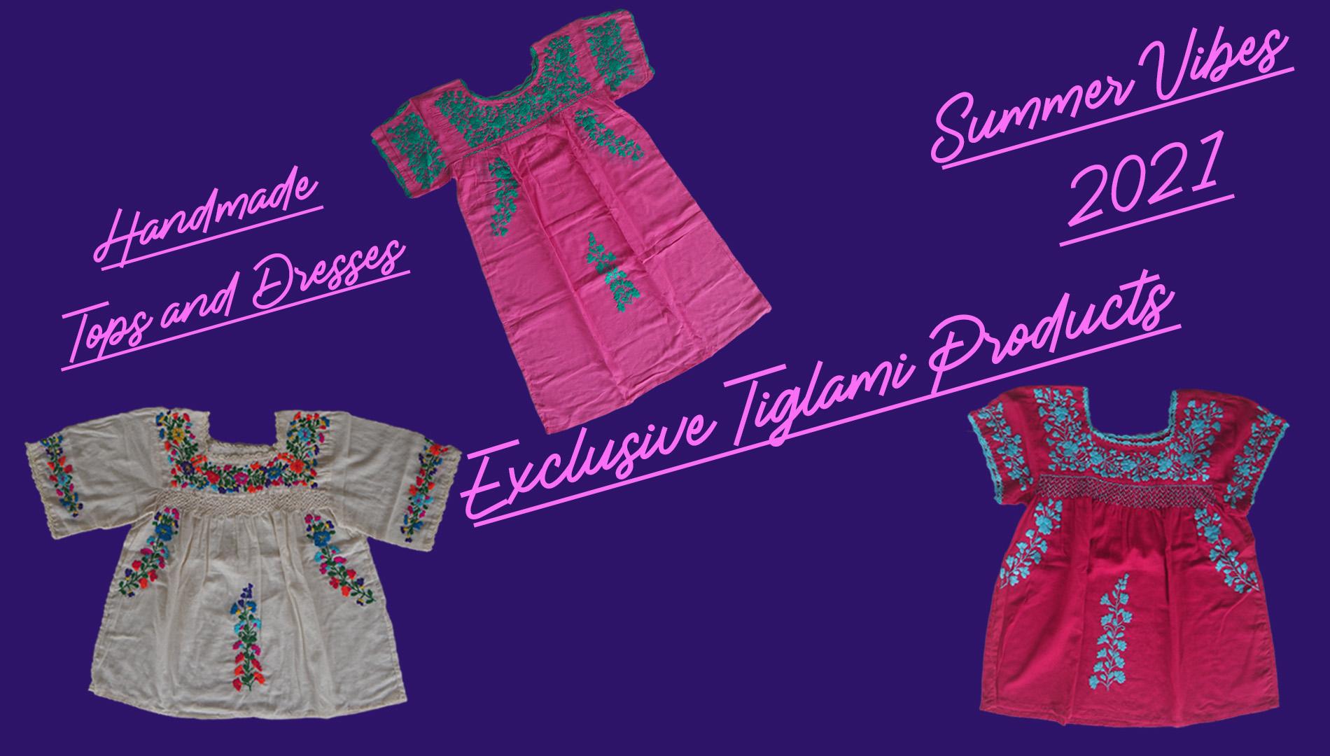 Homepage Top e vestiti fatti a mano